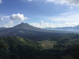 Mount Batur from a Distance